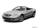 2008 Mercedes-Benz SL-Class Front angle view