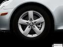 2008 Mercedes-Benz SLK Front Drivers side wheel at profile