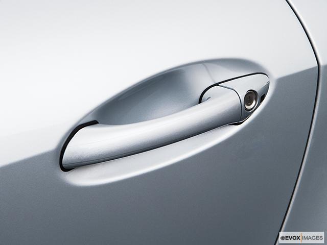 2008 Mercedes-Benz SLK Drivers Side Door handle