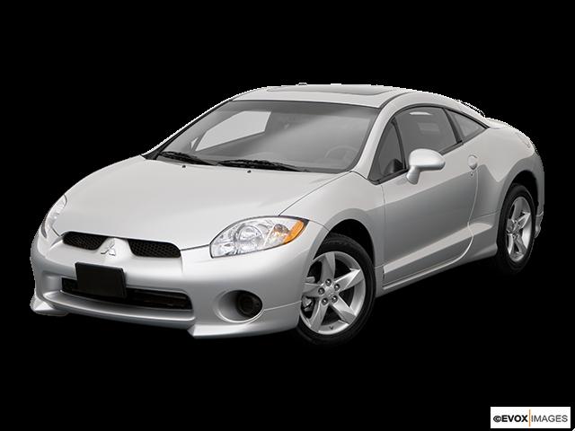 2008 Mitsubishi Eclipse Front angle view