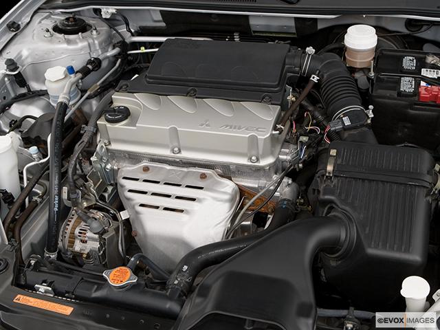 2008 Mitsubishi Eclipse Engine