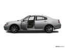 2008 Mitsubishi Galant Driver's side profile with drivers side door open