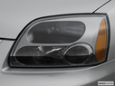 2008 Mitsubishi Galant Drivers Side Headlight