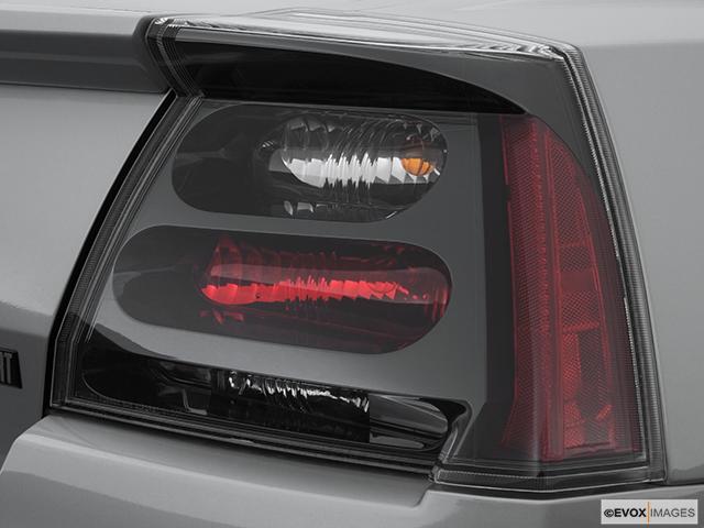 2008 Mitsubishi Galant Passenger Side Taillight