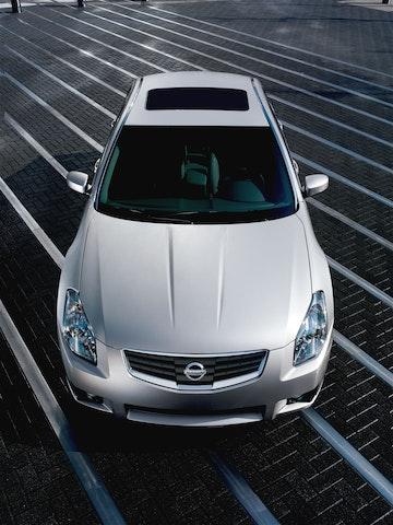2008 Nissan Maxima Exterior