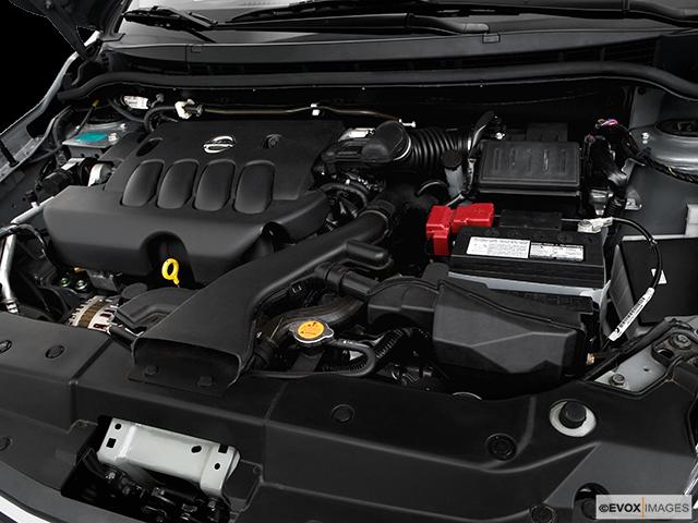2008 Nissan Versa Engine