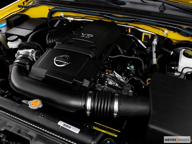 2008 Nissan Xterra Engine