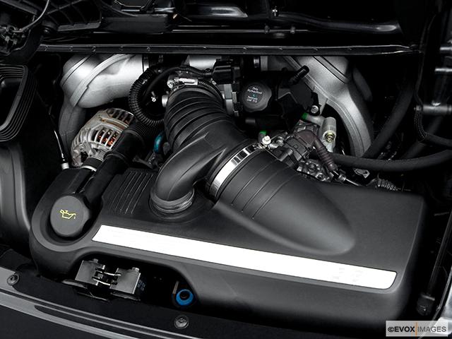 2008 Porsche 911 Engine