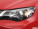 2008 Subaru Impreza Drivers Side Headlight