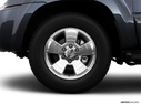 2008 Toyota 4Runner Front Drivers side wheel at profile