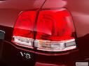 2008 Toyota Land Cruiser Passenger Side Taillight
