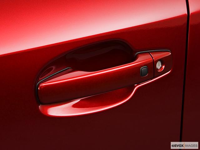 2008 Toyota Land Cruiser Drivers Side Door handle