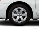 2008 Toyota Prius Front Drivers side wheel at profile