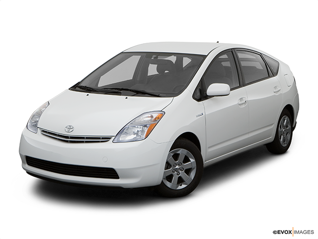 2008 Toyota Prius Front angle view