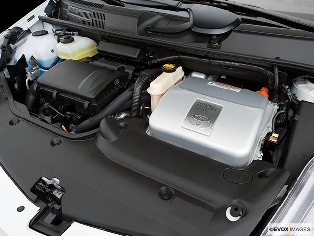 2008 Toyota Prius Engine
