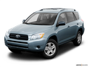 2008 Toyota RAV4 Front angle view