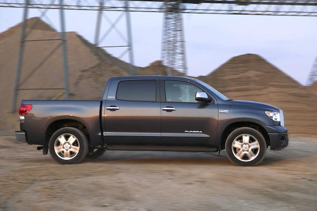 2008 Toyota Tundra Exterior