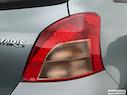 2008 Toyota Yaris Passenger Side Taillight