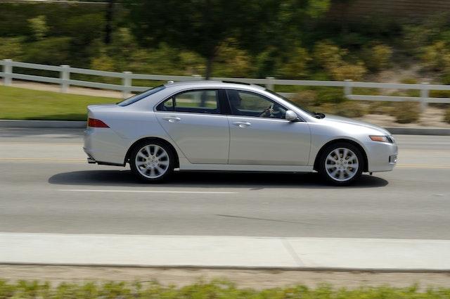 2009 Acura TSX Exterior