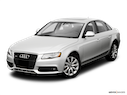 2009 Audi A4 Front angle view