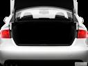 2009 Audi A4 Trunk open