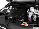 2009 Audi A4 Engine