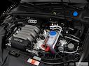 2009 Audi A5 Engine