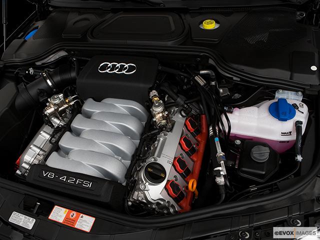 2009 Audi A8 Engine