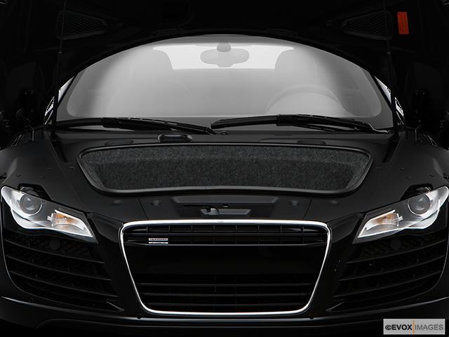 2009 Audi R8 Trunk open