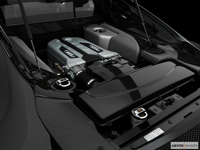 2009 Audi R8 Engine