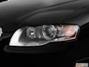 2009 Audi S4 Drivers Side Headlight