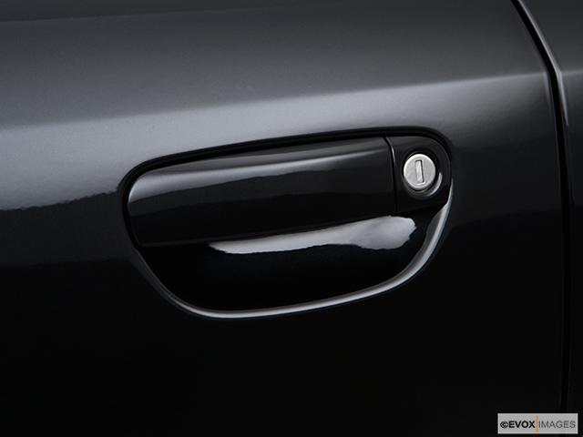 2009 Audi S4 Drivers Side Door handle