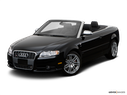 2009 Audi S4 Front angle view