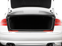 2009 Audi S8 Trunk open