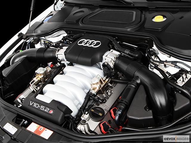 2009 Audi S8 Engine