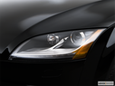 2009 Audi TTS Drivers Side Headlight