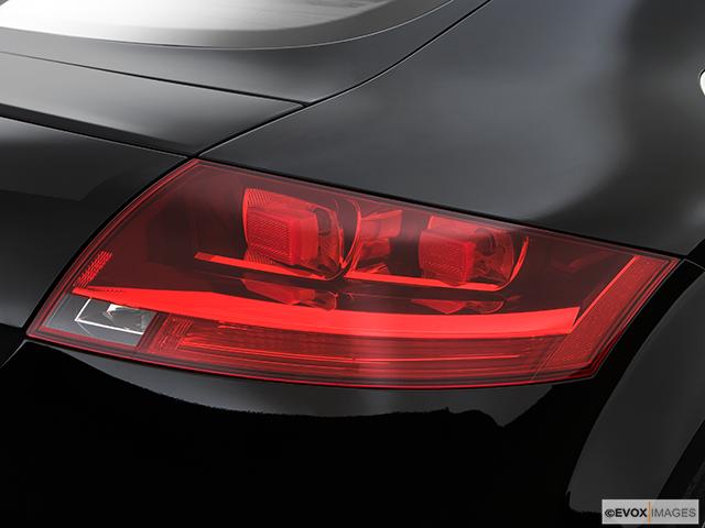 2009 Audi TTS Passenger Side Taillight