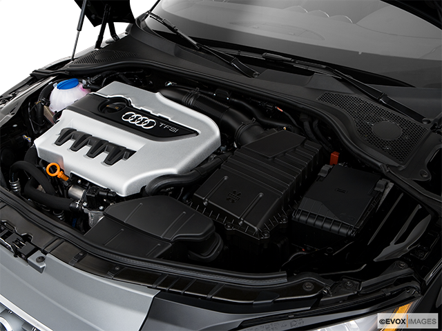 2009 Audi TTS Engine