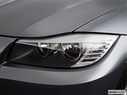 2009 BMW 3 Series Drivers Side Headlight