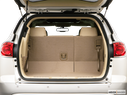 2009 Buick Enclave Trunk open