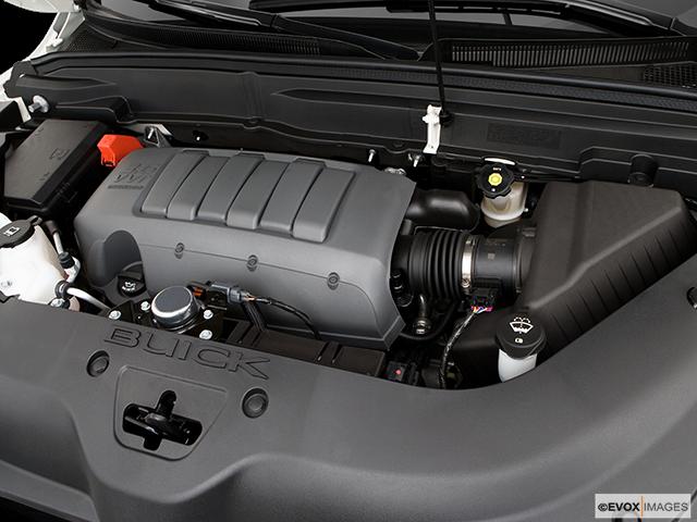 2009 Buick Enclave Engine