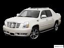 2009 Cadillac Escalade EXT Front angle view