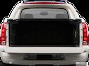 2009 Cadillac Escalade EXT Trunk open