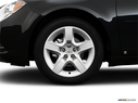 2009 Chevrolet Malibu Front Drivers side wheel at profile