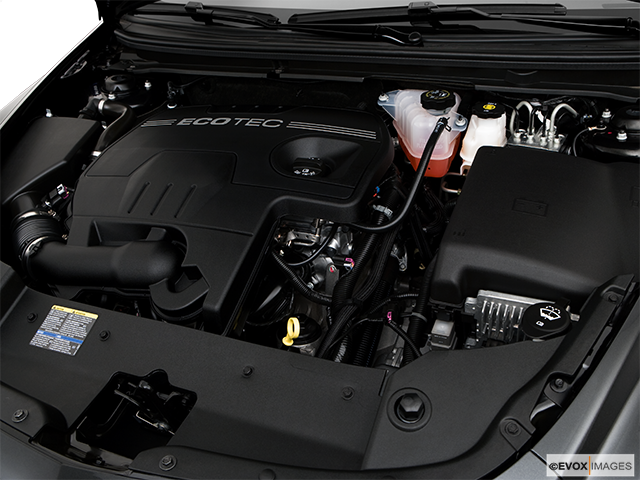 2009 Chevrolet Malibu Engine