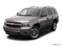 2009 Chevrolet Tahoe Front angle view