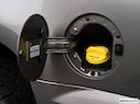 2009 Chevrolet Tahoe Gas cap open