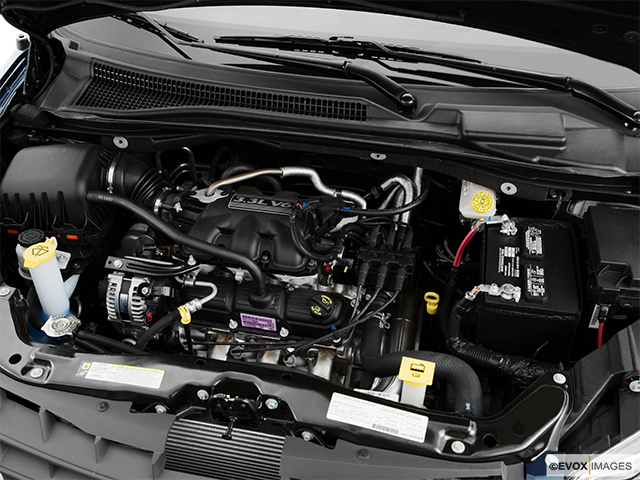 2009 Chrysler Town and Country Engine