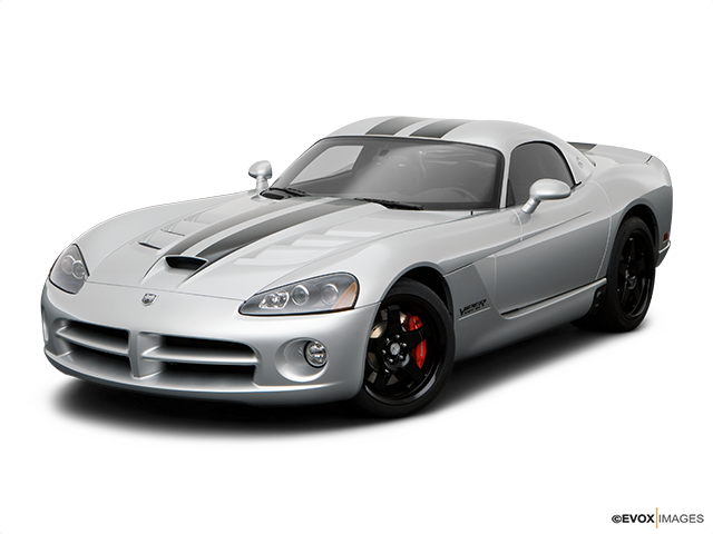 2009 Dodge Viper Front angle view
