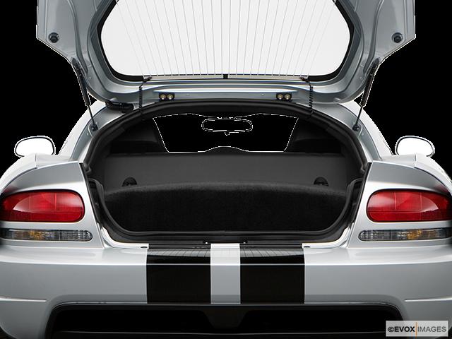 2009 Dodge Viper Trunk open